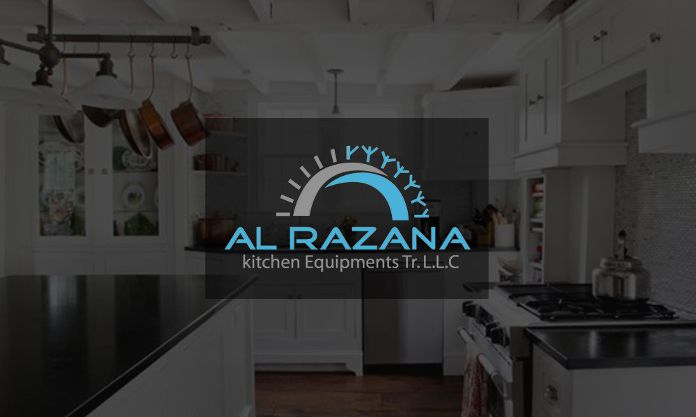 Al-Razana Kitchen Equipment's Trading LLC official Logo