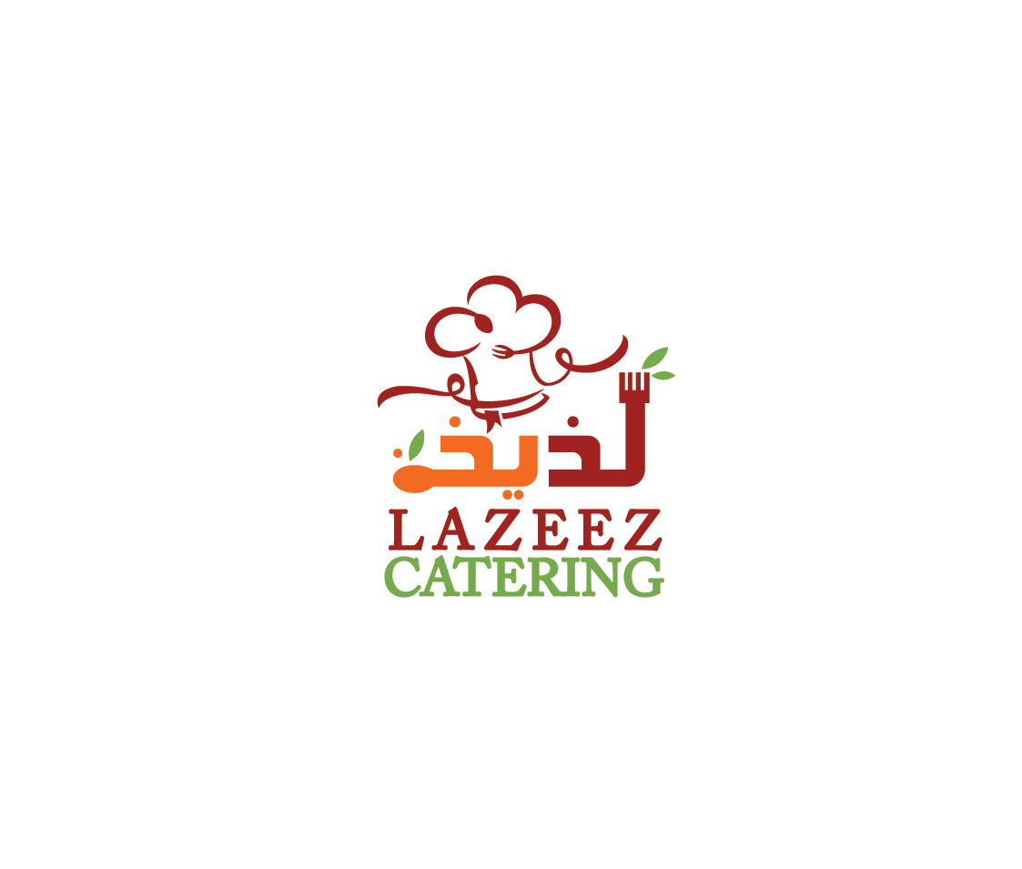 Lazeez Catering Official Logo